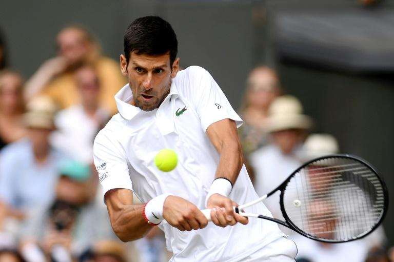 Ranked Novak Djokovic withdraws from Rogers Cup