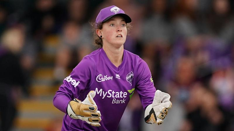 CRICKET WBBL HURRICANES SIXERS
