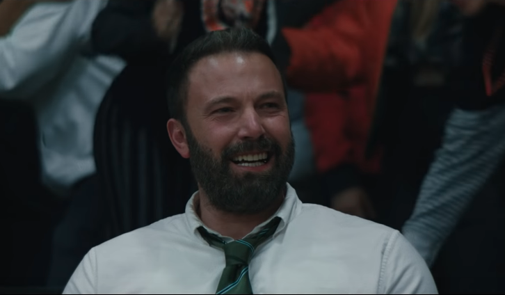 Finding The Way Back - Watch Ben Affleck in new trailer