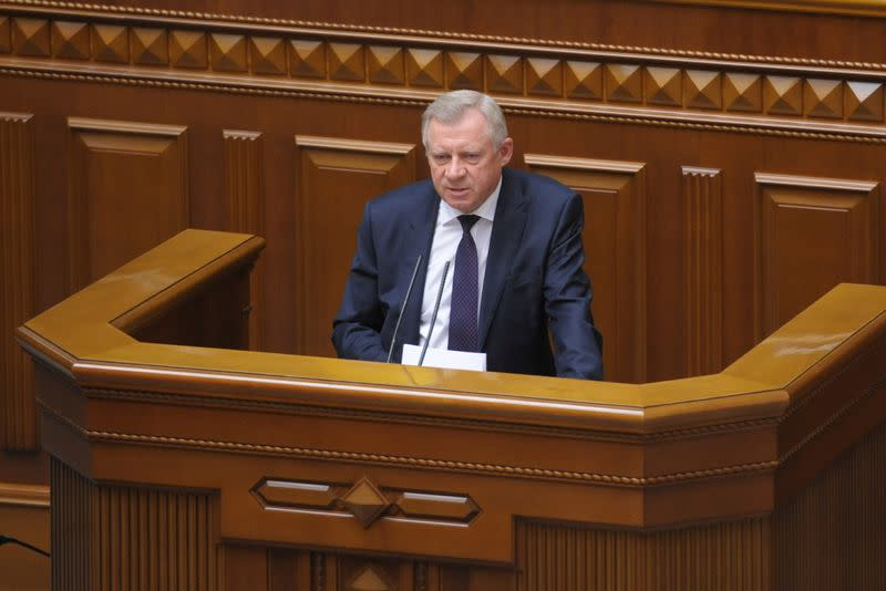 Ukraine central bank chief: I quit over smears and pressure to take bad decisions