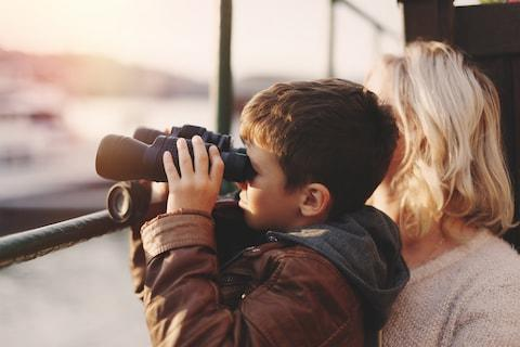 Most cruise ships are very family friendly - Credit: iStock