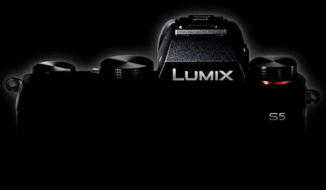 Panasonic S5 upcoming full-frame mirrorless camera