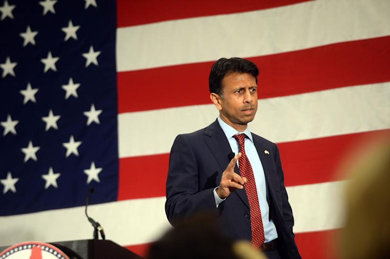 Jindal dropped out of the race on Nov. 17, 2015.