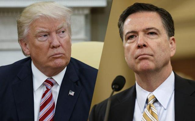 Donald Trump, James Comey. (Photos: Evan Vucci/APJoshua Roberts/Reuters)