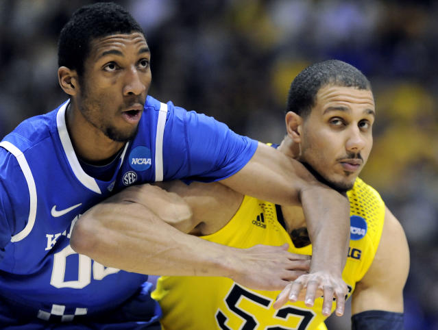 Michigan's Jordan Morgan receives letter from President Obama