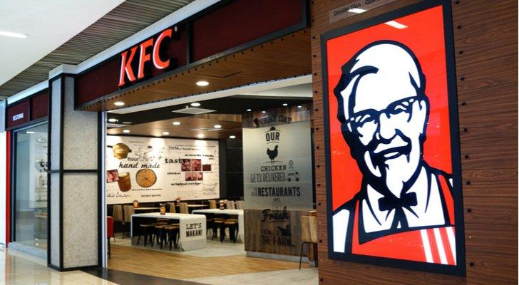 consumer staples stocks to sell YUM Brands (YUM)