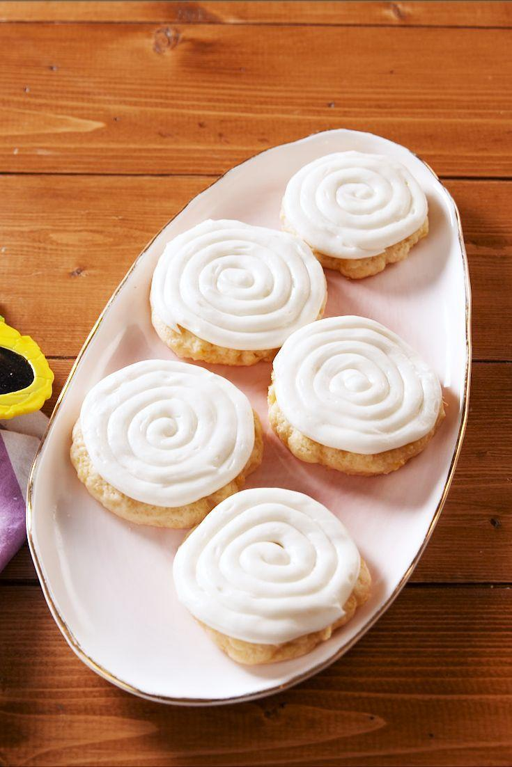 "<p>Disney fans will fall head over heels for these cookies.</p><p>Get the recipe from <a href=""https://www.delish.com/cooking/recipe-ideas/a28249078/dole-whip-cookies-recipe/"" rel=""nofollow noopener"" target=""_blank"" data-ylk=""slk:Delish"" class=""link rapid-noclick-resp"">Delish</a>.</p>"