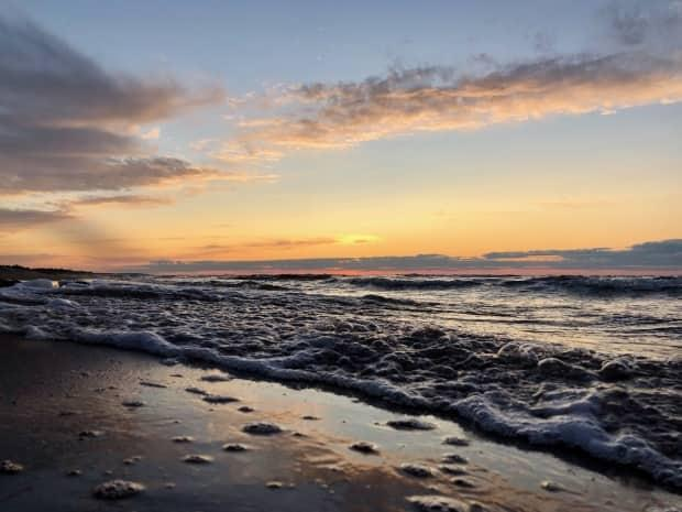 There are plenty of things to do this long weekend, but there's always the beach if these options don't interest you. (Jane Robertson/CBC - image credit)