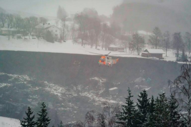 Ten people were injured with one being transferred to Oslo with serious injuries, police said.