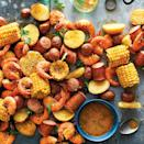 <p>Use your multicooker for a traditional seafood boil dinner that doesn't feel light by any means. The potatoes are perfectly tender, the sausage is cooked and still juicy and flavorful, the corn is tender but not overcooked, and the shrimp are tender and pink.</p>