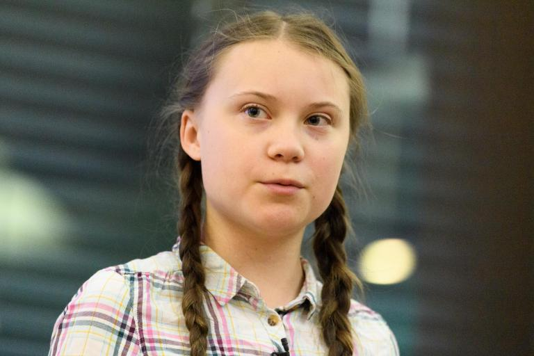 Greta Thunberg is inspirational but she has also brought a disturbing notion along with her