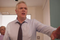 """<p> <strong>UK:</strong> Netflix, to buy on Amazon Prime Video </p> <p> <strong>US:</strong> Netflix </p> <p> Greg Davies stars as dad Ken alongside Helen Baxendale's mum Lorna. When their daughter comes back from a gap year trip they discover she's married Dale """"Cuckoo"""" Ashbrick (Andy Samberg), an eccentric American hippie, it takes some adjusting. An amusing BBC series that later sees the introduction of Taylor Lautner. </p>"""