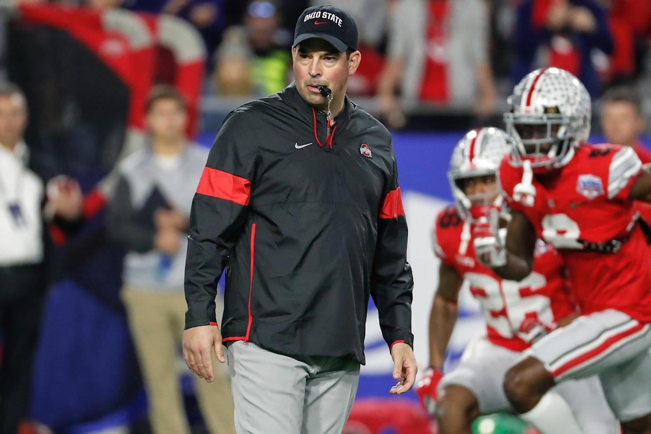 Ohio State coach Ryan Day gets three-year extension and a pay raise after a successful first season