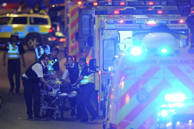 More people taken into custody in London Bridge attack probe
