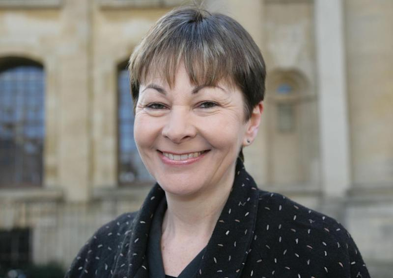 Green MP Caroline Lucas has been pressuring the fund to release its investments for years (Geoffrey Swaine/Rex Shutterstock)
