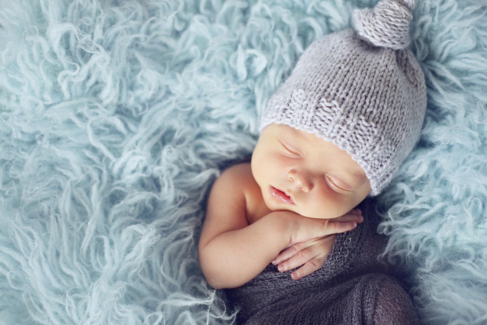 Are hyphenated baby names common? [Photo: Getty]