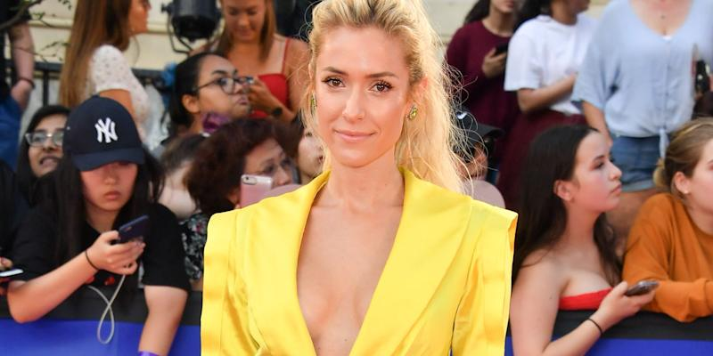 Whoops, Kristin Cavallari Had a Nip Slip on the Red Carpet