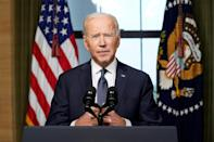 US President Joe Biden announces an exit from Afghanistan
