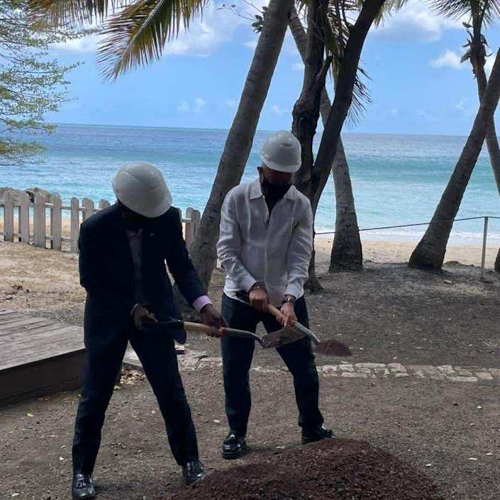 Work begins on Beach House by Silversands