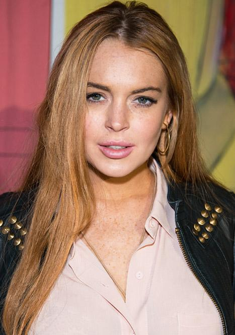 Lindsay Lohan a Suspect in Jewelry Theft: Report