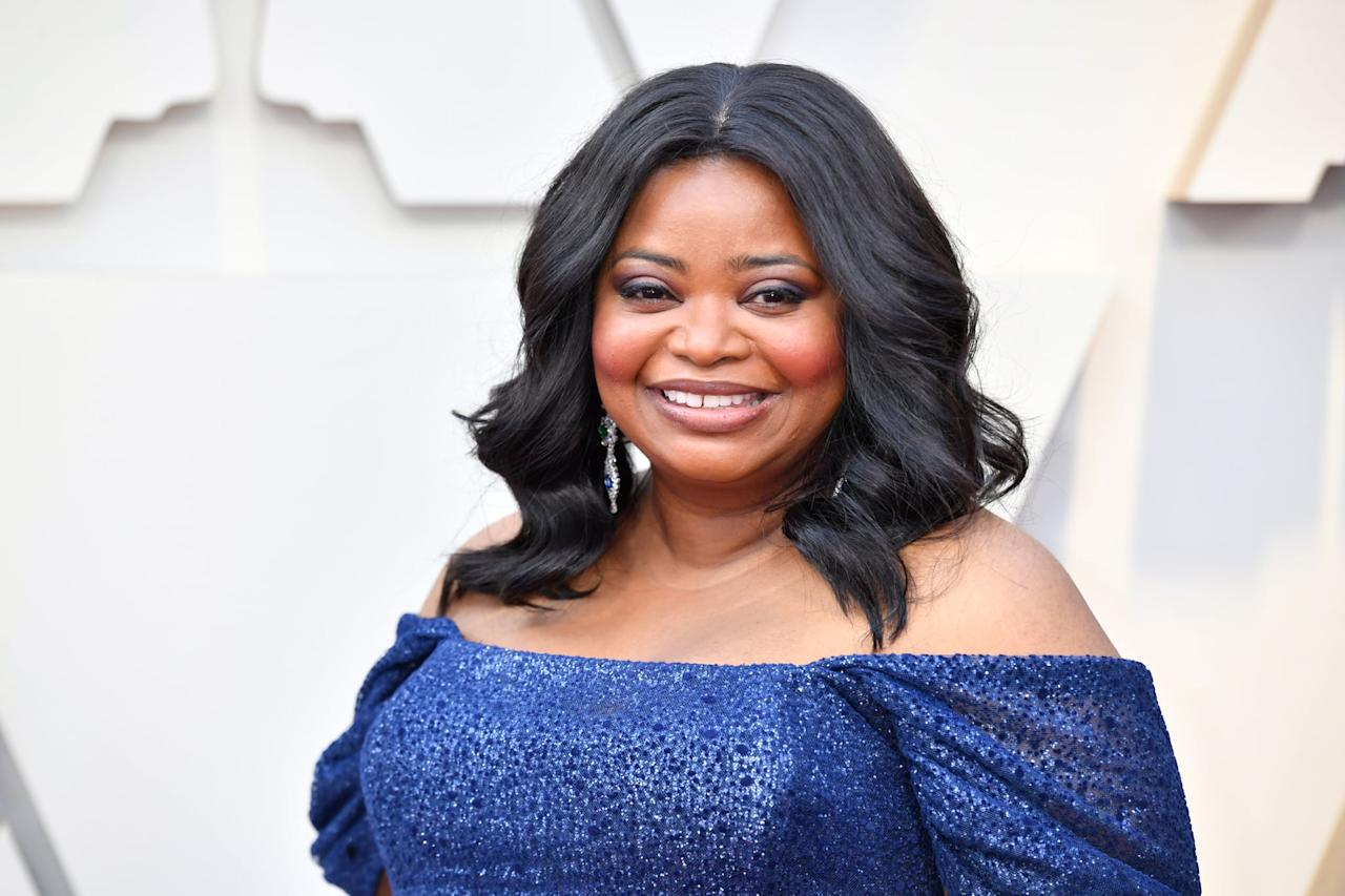 """<p>While Octavia Spencer takes the role of haircare entrepreneur Madam C. J. Walker, <a href=""""https://deadline.com/2019/08/tiffany-haddish-carmen-ejogo-blair-underwood-join-netflixs-madam-c-j-walker-1202662145/"""" target=""""_blank"""" class=""""ga-track"""" data-ga-category=""""Related"""" data-ga-label=""""https://deadline.com/2019/08/tiffany-haddish-carmen-ejogo-blair-underwood-join-netflixs-madam-c-j-walker-1202662145/"""" data-ga-action=""""In-Line Links"""">she'll be joined</a> by Tiffany Haddish, Carmen Ejogo, Blair Underwood, Kevin Carroll, and Garrett Morris. Haddish is set to play Lelia, Walker's daughter with her first husband, while Ejogo has been tapped to portray Addie, a hairstylist and Walker's rival. Underwood will be playing Walker's second husband, Charles James; Morris will be playing her father, Cleophus; and Carroll will play a lawyer named Ransom who agrees to help Sarah with her hair product patents.</p>"""