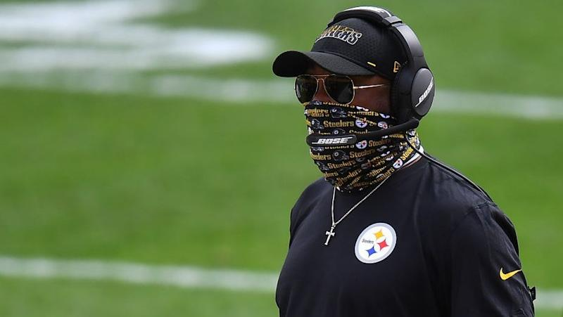 """Mike Tomlin on playing in 13 straight weeks: """"We do not care"""""""