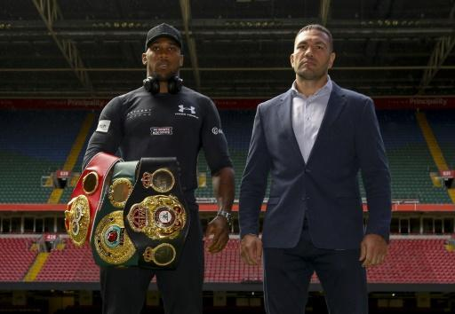 Frenchman Takam replaces Pulev for Joshua world title bout