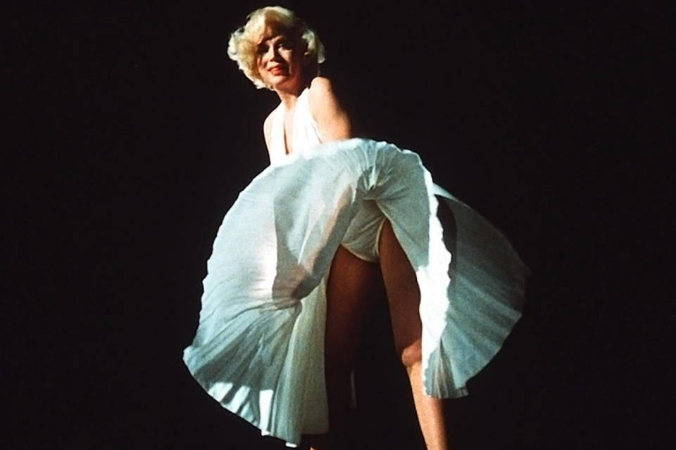 <p>Lane starred as Monroe in the 1989 movie <em>Goodnight, Sweet Marilyn. </em>The film was a follow-up to the 1976 film <em>Goodbye, Norma Jean</em>. </p>