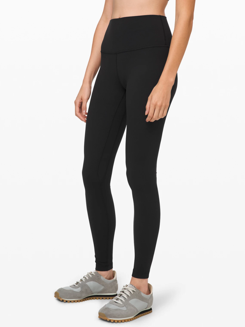 """Align Pant 28"""". Available in 14 colours. Image via Lululemon."""