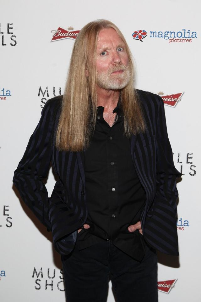"<p>Gregg Allman attends the ""Muscle Shoals"" New York screening at Landmark Sunshine Cinemas on September 19, 2013 in New York City. (Taylor Hill/Getty Images) </p>"