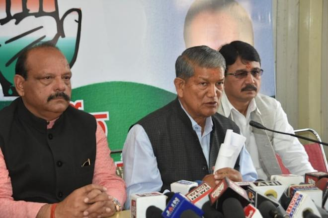 harish rawat lost, uttarakhand assembly election result 2017, assembly elections