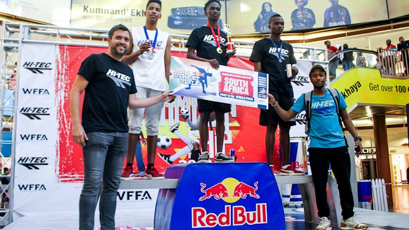Injured Busakwe ready to defend SA Freestyle Champs title