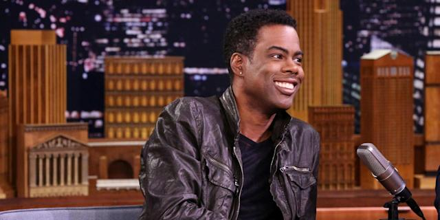 The comedian Chris Rock. Photo: Esquire