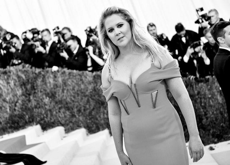 Amy schumer has faced a body-shaming backlash over rumours she is due to play Barbie [Photo: Getty]