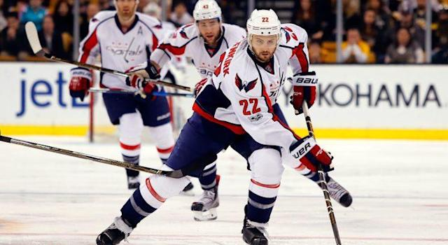 Kevin Shattenkirk is indeed a New York Ranger. (AP Photo/Winslow Townson)