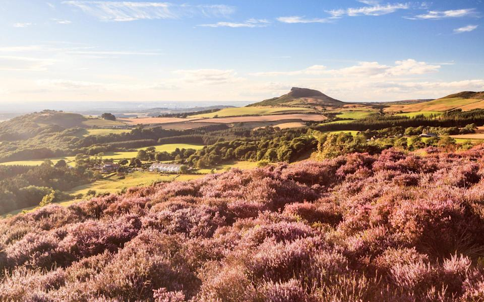 North York Moors National Park - Getty
