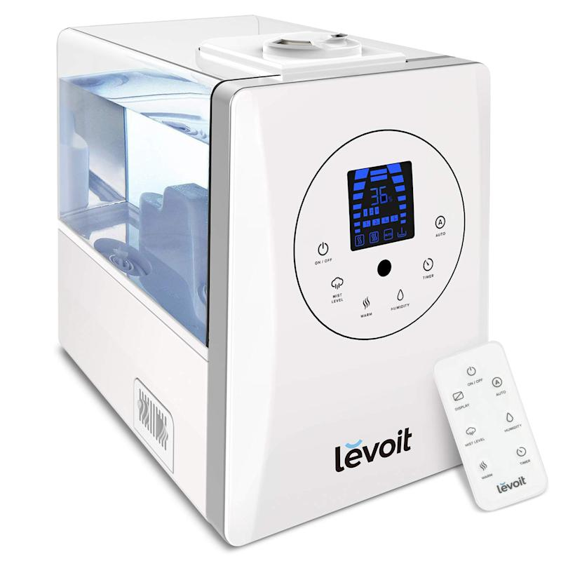 Levoit Humidifier for large rooms. (Photo: Amazon)