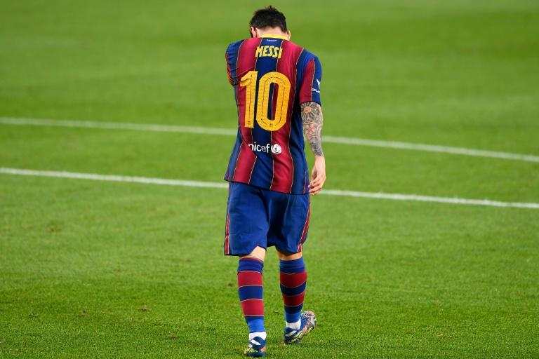 Barca president Bartomeu wants to make peace with Messi