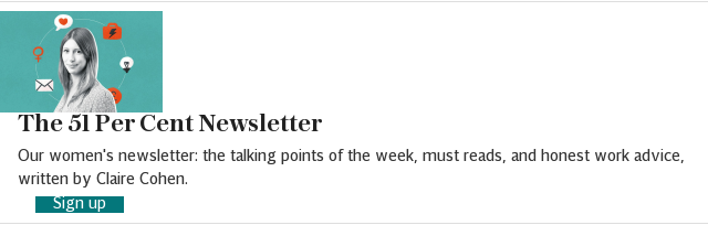 The 51 per cent newsletter REFERRAL (Article)