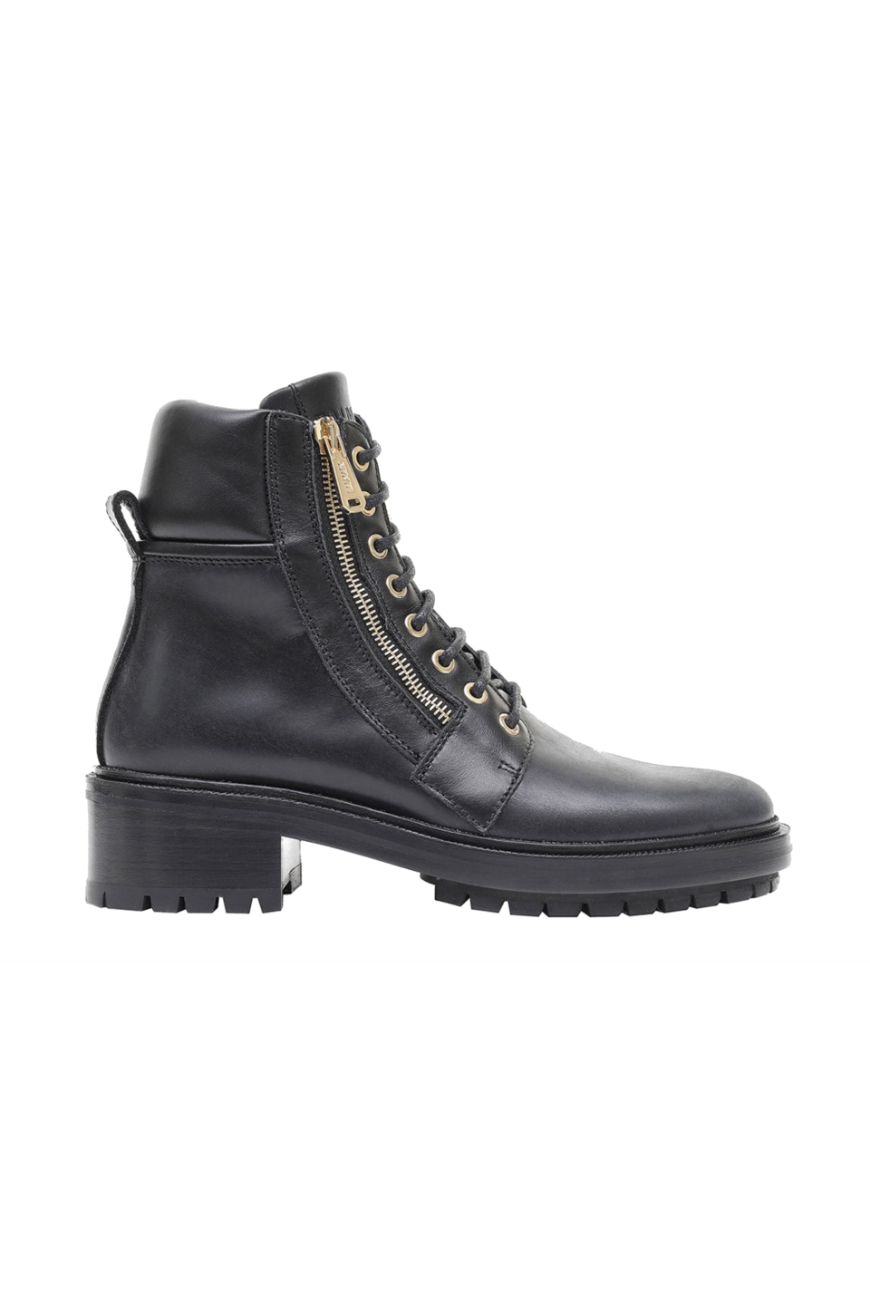 """<p><strong>Balmain</strong></p><p>balmain.com</p><p><strong>$1395.00</strong></p><p><a href=""""https://www.balmain.com/us/shoes-ranger-ranger-army-leather-ankle-boots_cod11577426nd.html?dept=btsbts"""" rel=""""nofollow noopener"""" target=""""_blank"""" data-ylk=""""slk:SHOP IT"""" class=""""link rapid-noclick-resp"""">SHOP IT</a></p><p>This ankle boot has the perfect amount of edginess, chunkiness, and sass. Whether you choose to rock it underneath your <a href=""""https://www.marieclaire.com/fashion/g22757196/fall-maxi-dresses/"""" rel=""""nofollow noopener"""" target=""""_blank"""" data-ylk=""""slk:fall maxi dress"""" class=""""link rapid-noclick-resp"""">fall maxi dress</a> or tuck your denim into the boot, it'll make a thundering fashion statement as you walk.</p>"""