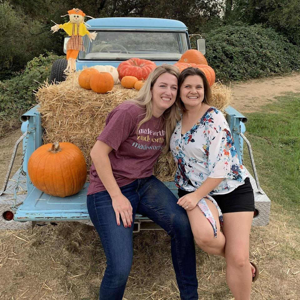"""<p><em><strong>They clicked over shared struggles as parents during a church Zoom call </strong></em> </p><p>""""I met my best friend very recently. We met in September of 2019 but became really close in March of this year, when COVID hit. We met through our church when everyone was social distancing and my mental health was under attack. During a church Zoom call for our group, I mentioned that I am an extrovert and having a hard time dealing with the pandemic and parenting. She reached out to me after and offered to go out for a walk,"""" Amy tells <em>Woman's Day</em>.</p><p>""""Those walks turned into playdates, girl's nights out, vacations together, double dates, and even sleepovers. Now we're supporting each other through infertility, family illnesses, raising toddlers, sleep training, husbands working from home, and more. I seriously don't know what I did without her. We both talk about how we haven't clicked with anyone like we have with each other in quite a while. I'm honestly happy I opened up about my struggles during that Zoom call and was receptive to that playdate offer. We can only go so deep in a group. Being vulnerable allowed us to propel our friendship. We both shared personal things with each other and talk about three to five times a week.""""</p>"""