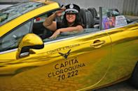 """Regina Bento Sequeira, a 59-year-old lawyer and city council candidate, will appear on ballots as """"Captain Chloroquine"""""""