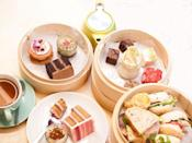 "<p>The afternoon tea at this cookie-cutter-cute Soho bakery is an adorable delight. You'll be served a bamboo steamer with three layers - one of mini sarnies, one of cake and mousse, and one of a selection of yummy sweet treats. The price is £24.50 per person. </p><p><b><a rel=""nofollow noopener"" href=""http://cutterandsquidge.com/"" target=""_blank"" data-ylk=""slk:Cutterandsquidge.com"" class=""link rapid-noclick-resp"">Cutterandsquidge.com</a></b></p>"