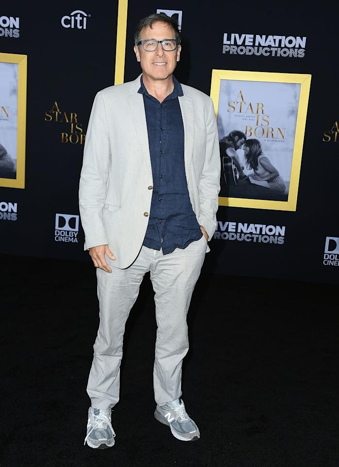 <p>Pictured: David O. Russell</p>