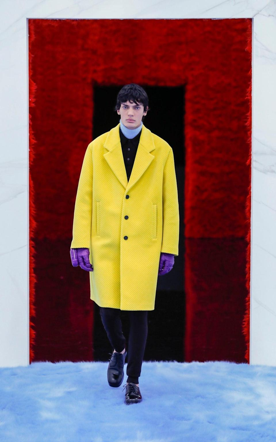 Dressing gown for daily life Fendi