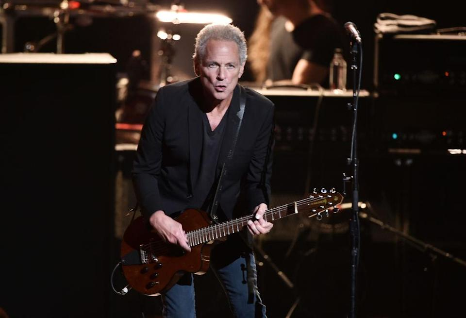 60th Annual GRAMMY Awards - MusiCares Person Of The Year Honoring Fleetwood Mac - Show - Credit: Getty Images
