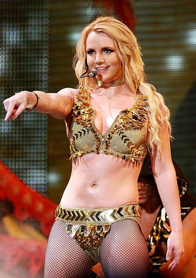 <strong>Best Career Comeback</strong><br>If you're looking for inspiration to turn your own life around, look no further than Britney Spears. After a few rough years in the spotlight, the pop tart appears to be back on top and 40% of those surveyed agreed when asked which celeb has had the best career makeover. Also in the running for the title was Jennifer Lopez, who received 26% of the vote, Paula Abdul (16%), Gwyneth Paltrow (9%), and Christina Aguilera (9%).