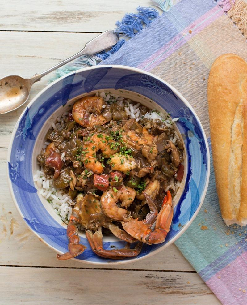 Gumbo Love: Recipes for Gulf Coast Cooking with Lucy 'Lulu' Buffett