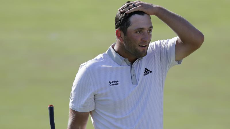Jon Rahm has world number one within reach after seizing pole position in Ohio
