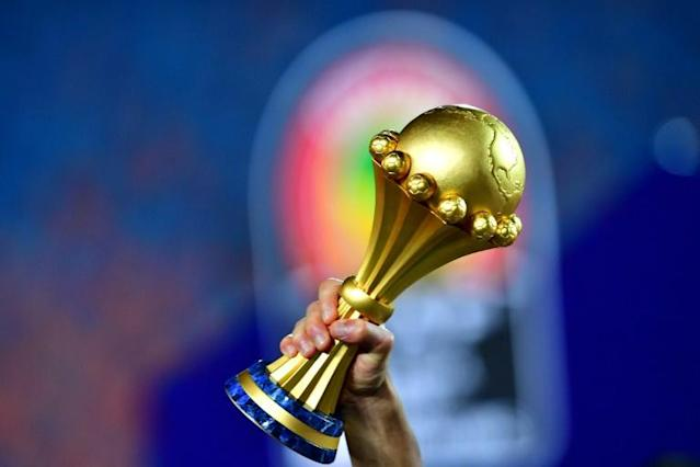 The Africa Cup of Nations has been delayed from 2021 until 2022 due to the coronavirus pandemic (AFP Photo/Giuseppe CACACE)